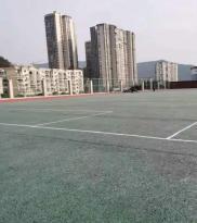 校园环境 学校足球场